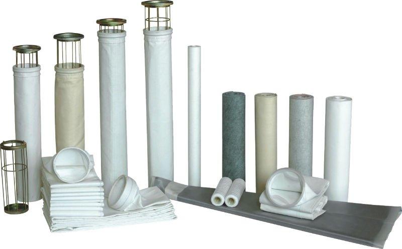 DEGEF Filtratietextiel voor Stof en Vloeistoffen