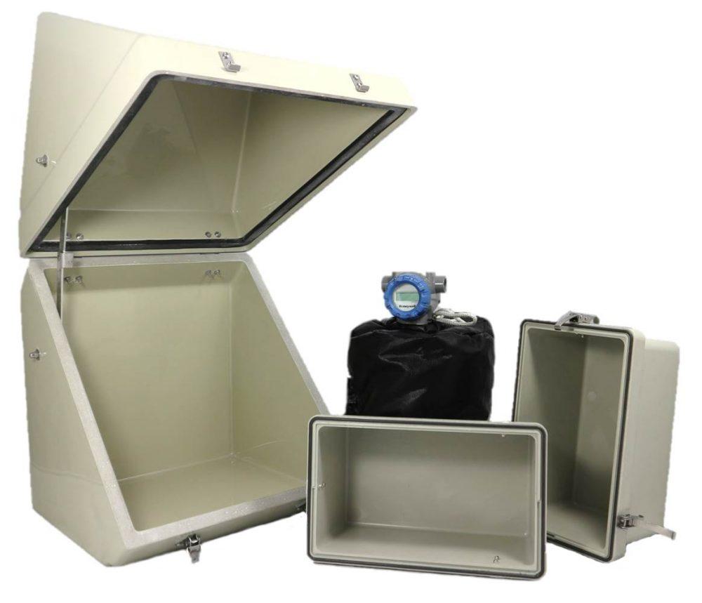 DP Systems Verwarmde Instrumentkasten