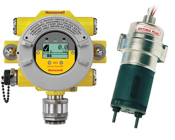 Honeywell Analytics Gasdetectie