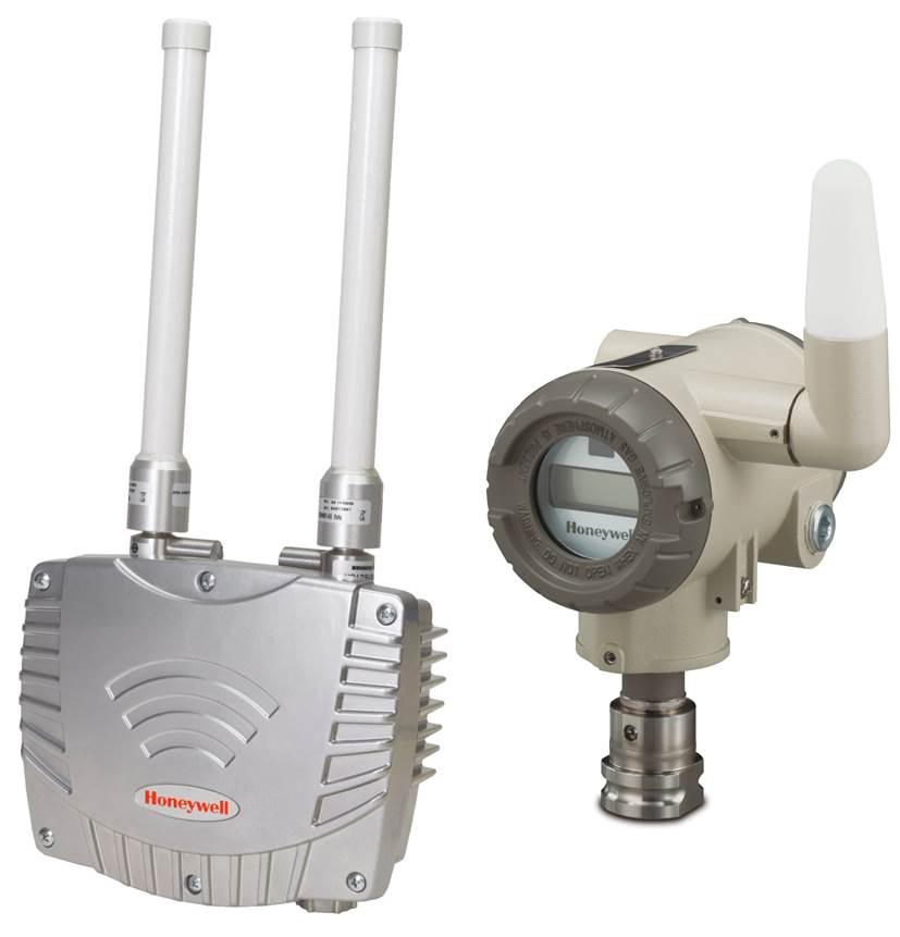 Honeywell Draadloze Instrumentatie