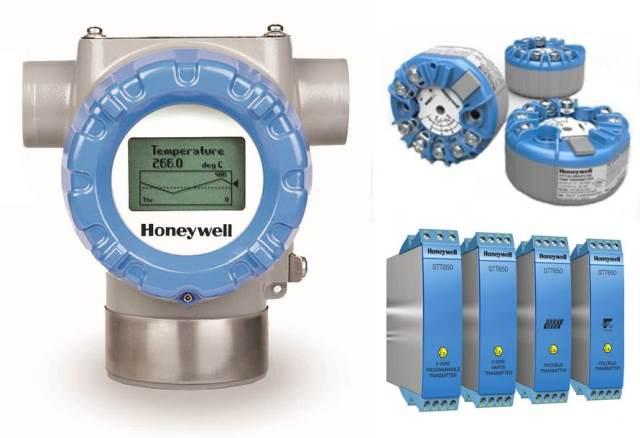 Temperatuurtransmitters Honeywell