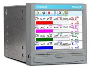 honeywelll-minitrend-proces-recorder