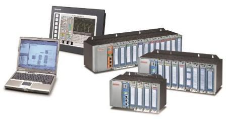 Modulaire Regelsystemen PLC's Honeywell