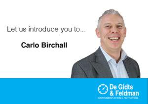 Carlo Birchall introductie